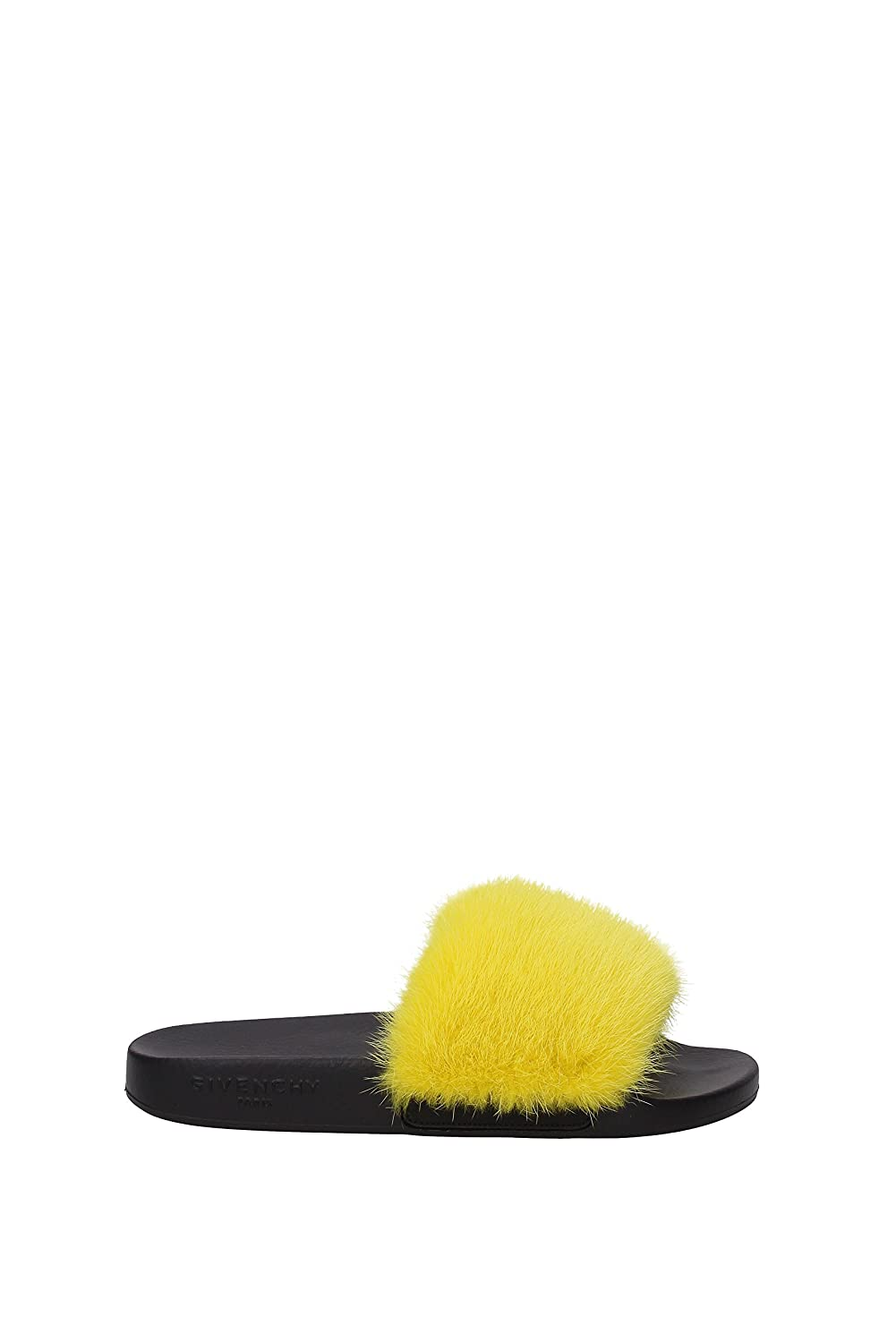 bfdd4bb92582 Amazon.com  Givenchy Mink Fur Pool Slide Sandal
