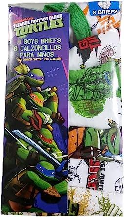 Amazon.com: Handcraft Little Boys 8 Pack – Calzoncillos ...