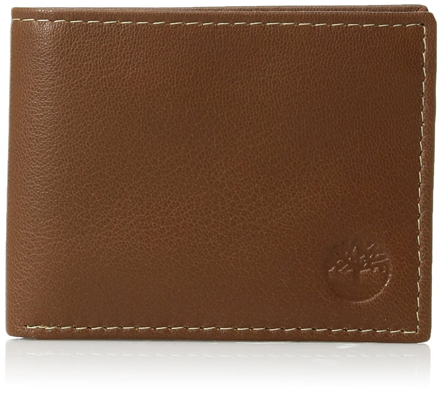Timberland Men's Blix Slimfold Leather Wallet Timberland Accessories D10222