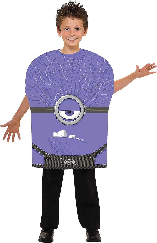 Disfraz de Minion malvado Gru mi villano favorito para niño - 3-4 ...