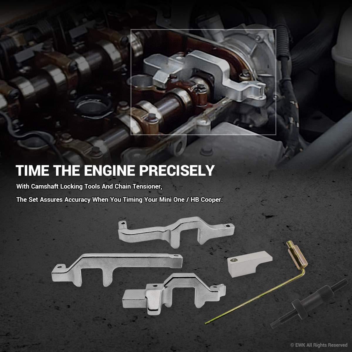 EWK Special Engine Timing Tool Kit for Mini Cooper N12 N14 R55 R56 by EWK (Image #3)
