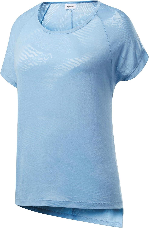 Reebok BO Tee Shirt, Damen: : Sport & Freizeit