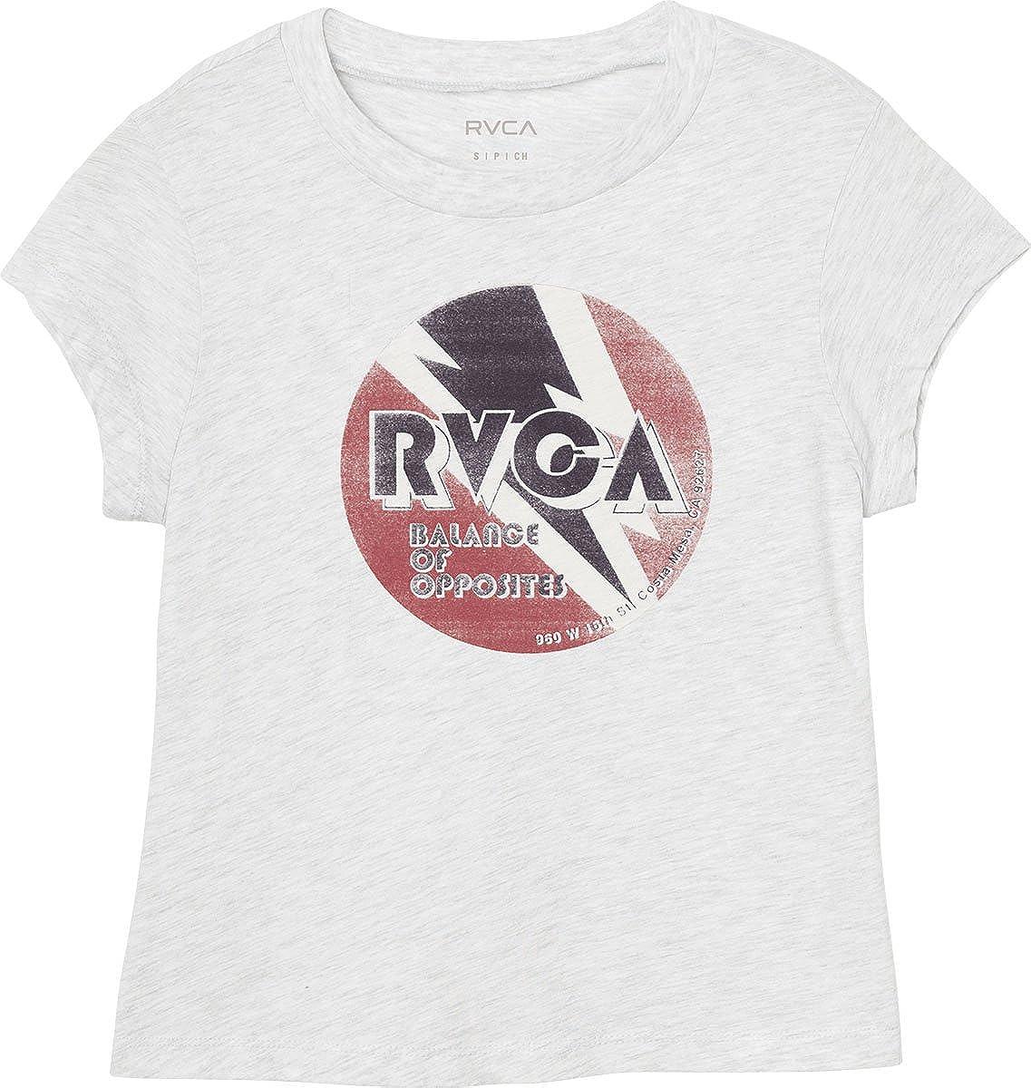 Amazon.com  RVCA Women s Volt Baby Tee  Clothing