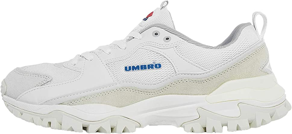 umbro bumpy white