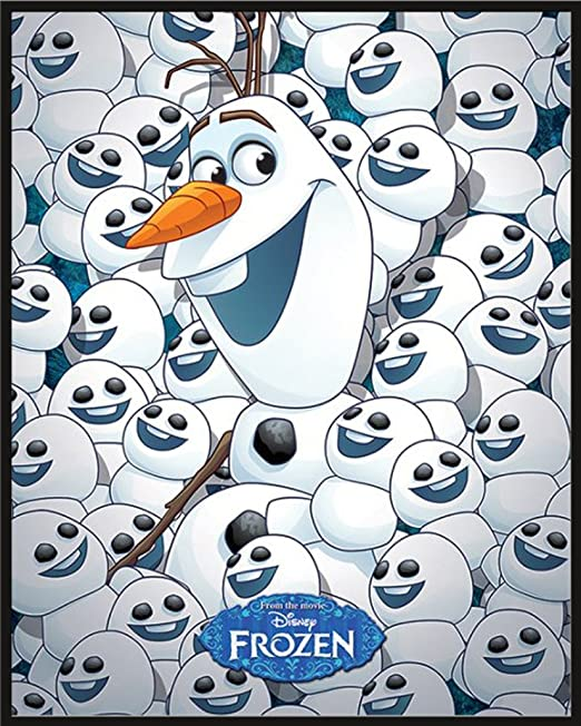 empireposter Frozen – Fever – Olaf & Baby olafs – Disney La reina ...