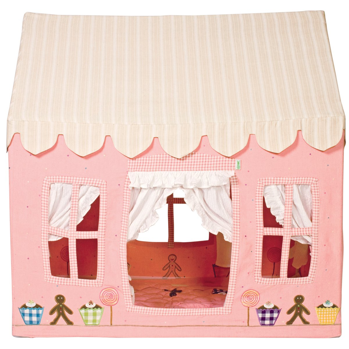Win Green SMALL GINGERBREAD COTTAGE: Amazon.co.uk: Toys & Games