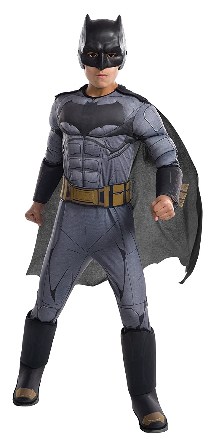 Rubie's Costume Boys Justice League Deluxe Batman Costume