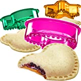 Sandwich Cutter and Sealer - Decruster Sandwich Maker - Great for Lunchbox and Bento Box - Boys and Girls Kids Lunch…