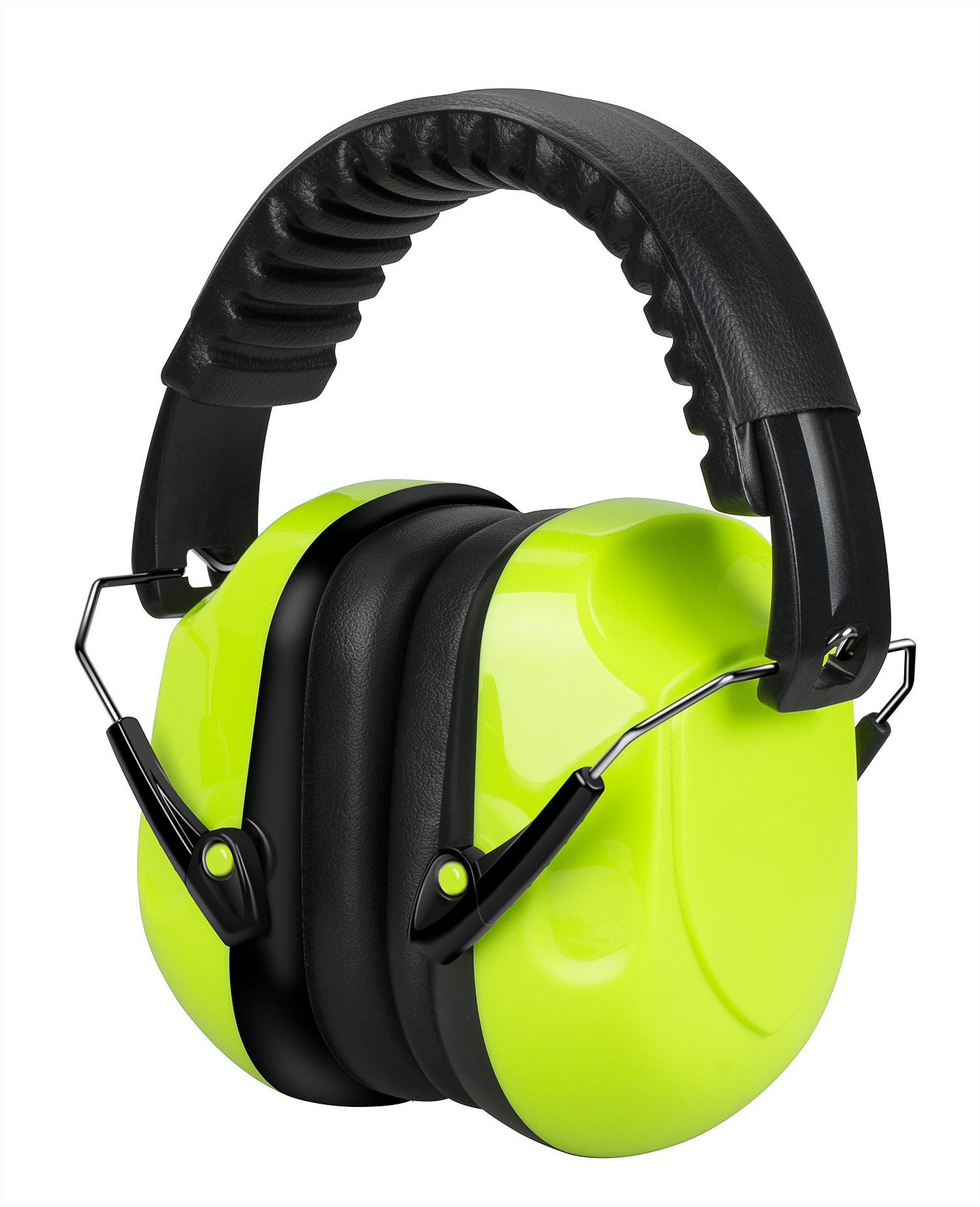 Noise Cancelling Safety Ear Muffs Ear Protection Defenders Earmuffs for Shooting Hunting - Hearing Protection for Kids Adults Men Women with Adjustable Headband (Large)