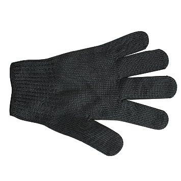 FINLON guantes alambre de acero inoxidable Prueba proteger ...