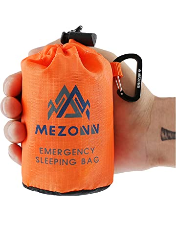 Sports & Entertainment Symbol Of The Brand Emergency Survival Sleeping Bag Easy Heat Insulation Compact Outdoor First Aid Gear Waterproof Bivy Sack For Camping Hiking Ba Easy And Simple To Handle