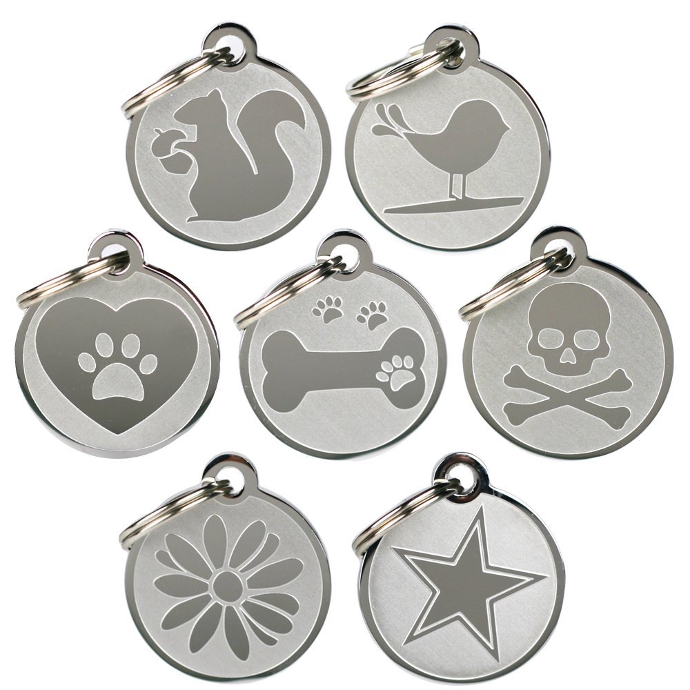 The Best Personalized Pet Identification Tags In 2018: Reviews & Buying Guide 4
