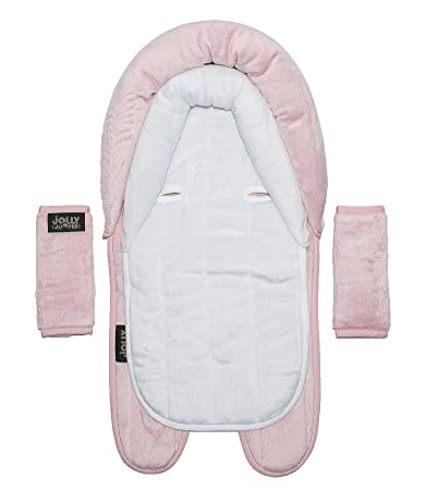 12fb25d5e Amazon.com   Jolly Jumper Head Hugger Baby Head Support 3 in 1 ...