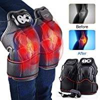 HailiCare Heat Therapy, Knee Physiotherapy Massager, Heated and Vibration Massage...