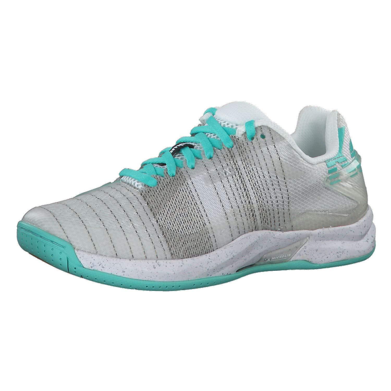 best sneakers ad8f0 8063c Mehrfarbig (Weiß Türkis 02) Kempa Damen Attack damen ...