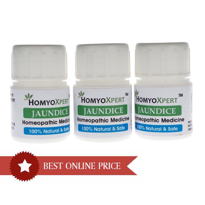 HomyoXpert Jaundice Homeopathic Medicine For One Month