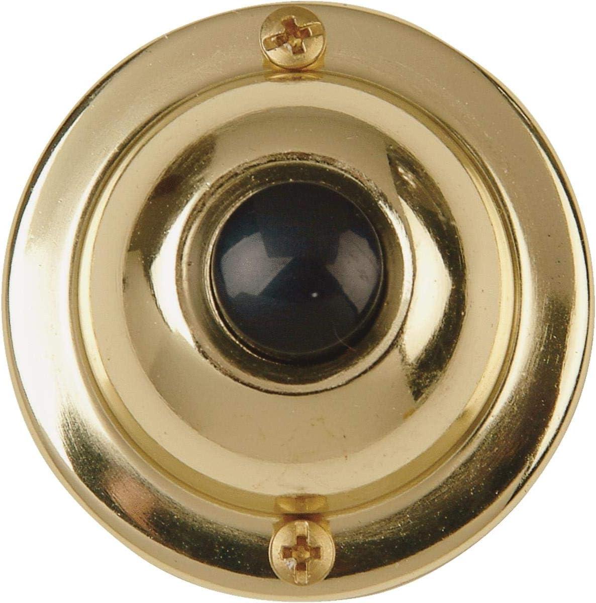 IQ America Lighted Doorbell Push-Button 1 Each