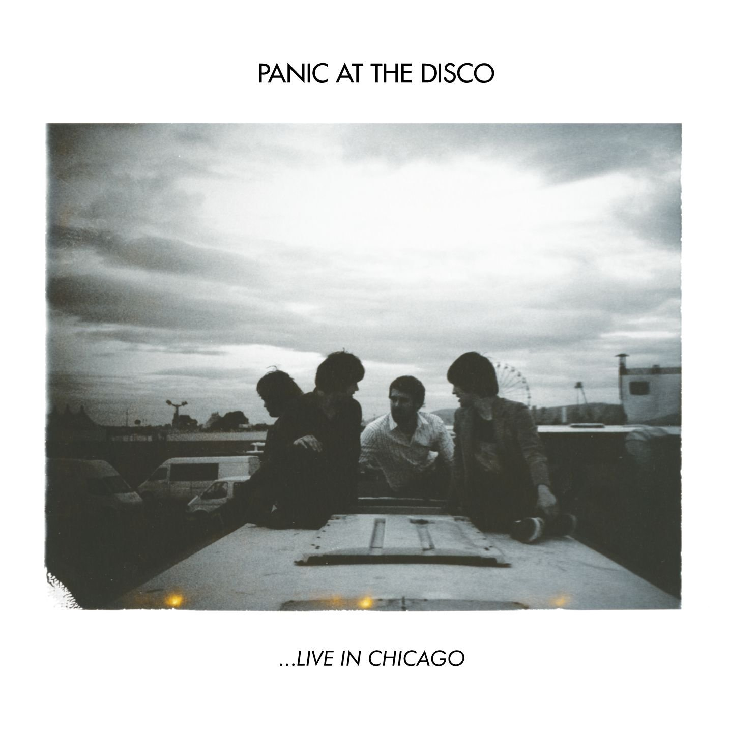 Live in Chicago (CD/DVD) by Panic at the Disco