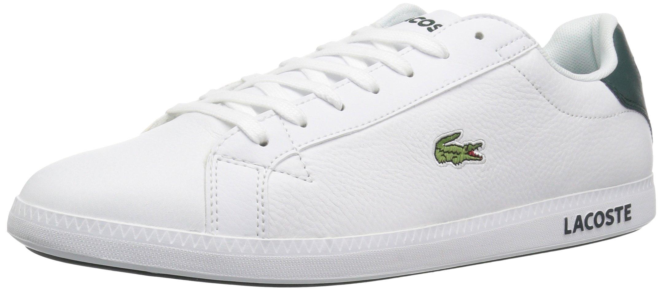 Lacoste Men's Graduate LCR3 Sneakers,Green