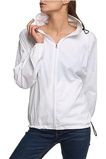 Amazon.com: Pongfunsy - Chaqueta reflectante con capucha y ...