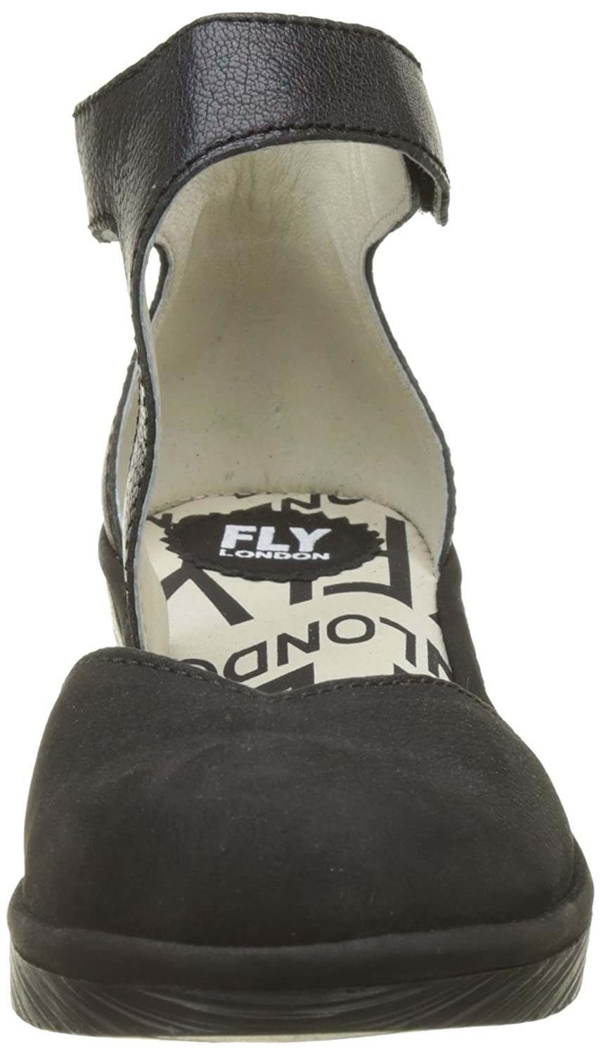 FLY London Pats Womens Casual Wedge Heel Shoes