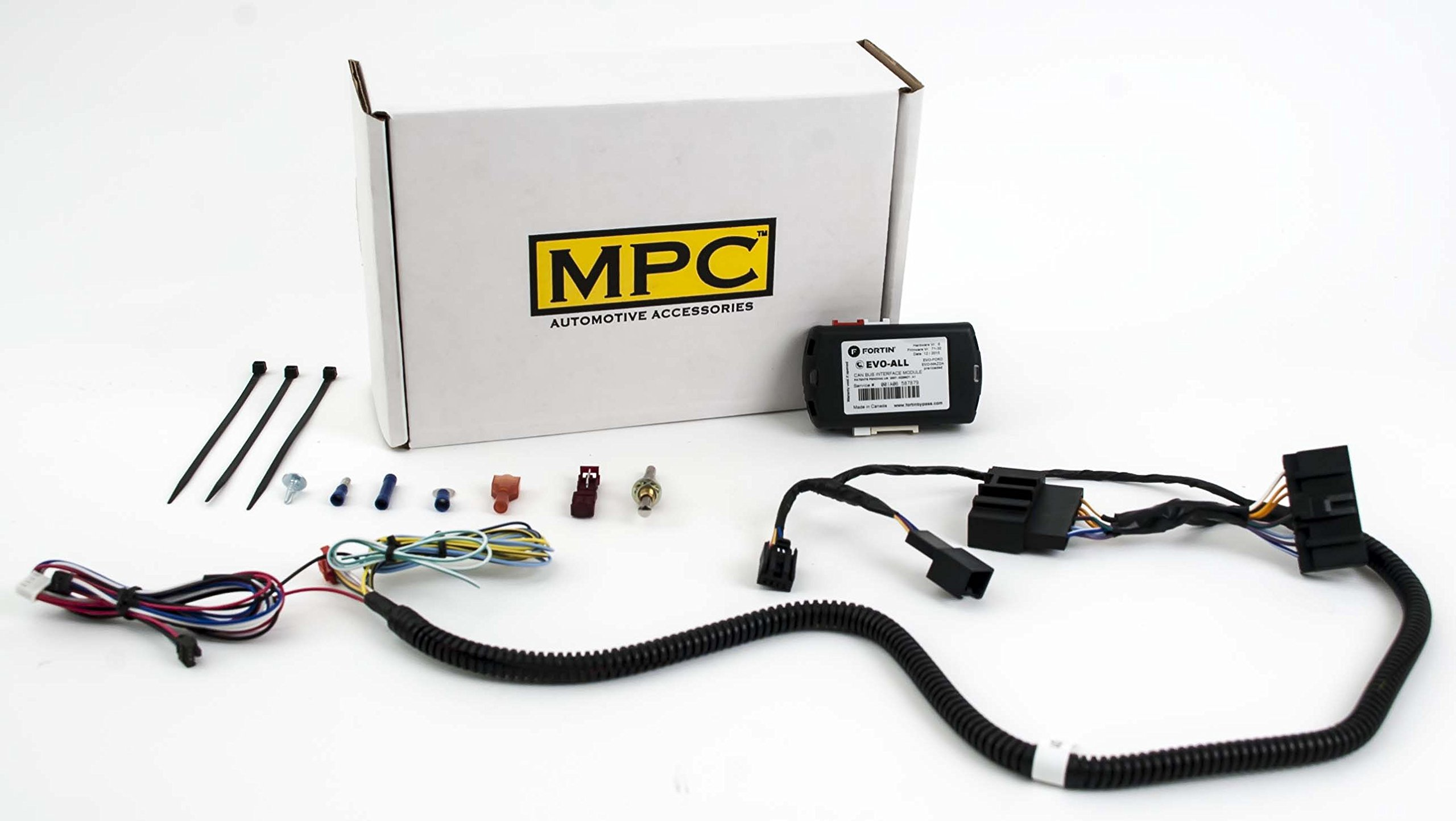 Complete Remote Start Kit Fits Select Ford & Mazda Vehicles 2007 - 2014 - Use Your Factory OEM Remotes!