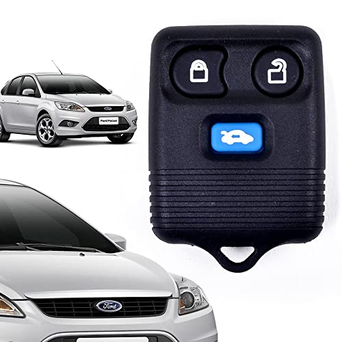 Replacement  Button Remote Key Fob For Ford Transit Mk Transit Connect And Maverick