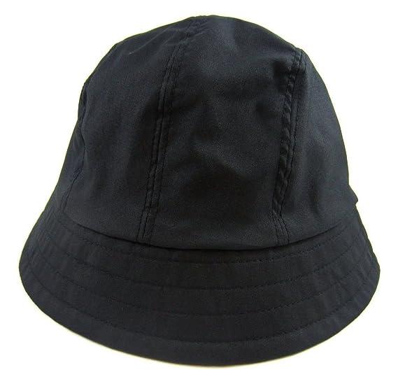 6fab8c4b848 Amazon.com  Totes Rain Bucket Hat Black  Clothing