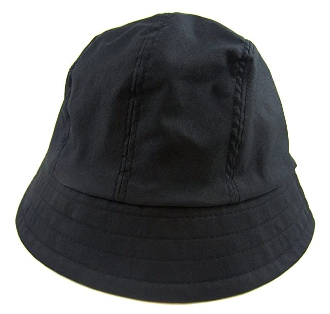 Amazon.com  Totes Rain Bucket Hat Black  Clothing 232a217042a