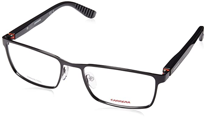 Amazon.com: Carrera 8809 Eyeglass Frames CA8809-00RF-5619 - Dark ...