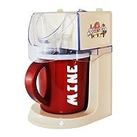 Ice Cream Maker Single - A Handy Ice Cream Machine For Delicious Homemade Ice Creams & Frozen yogurt