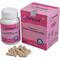 Fenfuro Furocyst For Pcos Management - 60Capsules Pack