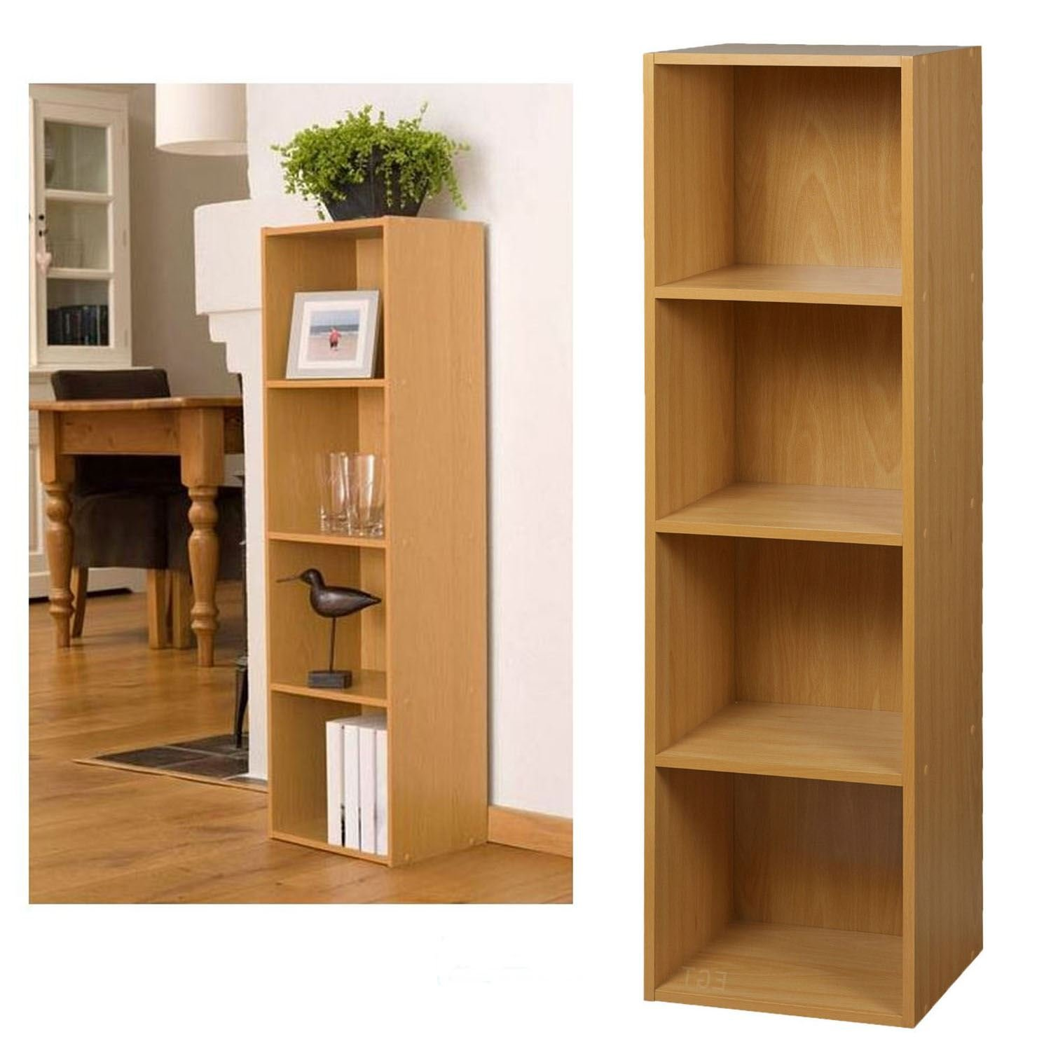 ideal small mini book wooden traditional unit oak vertical pin betterhomesandgardens wall bookshelf weathered storage bookcases bookcase