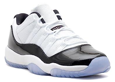 brand new c63e0 629bc Amazon.com | Air Jordan 11 Retro Low BG 528896 153 | Basketball