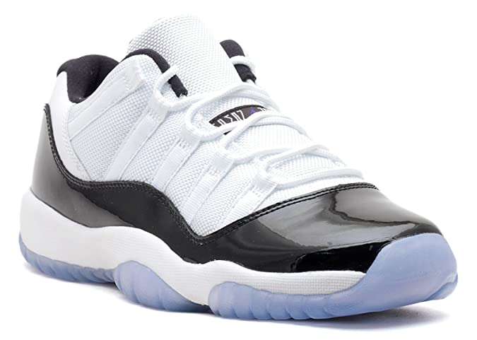 free shipping 8f4fa 4b5e9 Amazon.com   Air Jordan 11 Retro Low BG 528896 153   Basketball