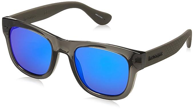 Havaianas Sunglasses PARATY/M, Gafas de Sol Unisex Adulto, Negro (Dark Grey