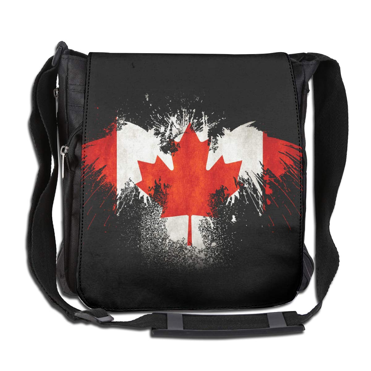Canadian Eagle Fashion Diagonal Single Shoulder Workout Bag
