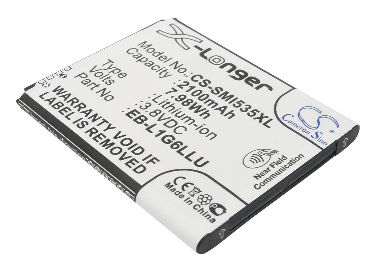 battery2goバッテリーにフィットSamsung sch-r530、アルファ、sgh-n035、GT - i9305 Galaxy s3、sgh-t999 V、shv-e210s B00K3XAO5U