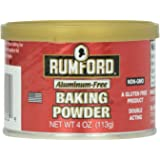 Rumford, Baking Powder, 4 oz
