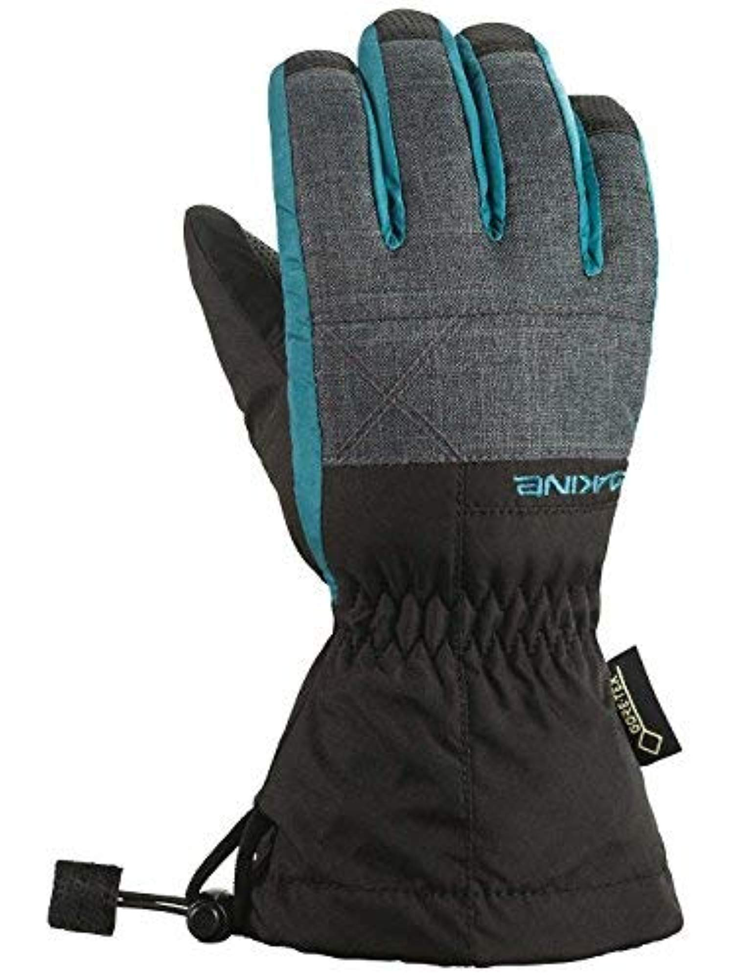 Winter Bundle: Dakine Youth Avenger Gore-Tex Glove Carbon K/X & Knit Cap