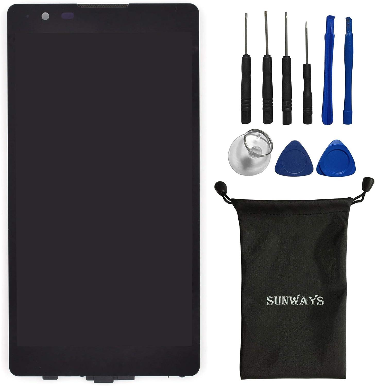 Pantalla táctil LCD y digitalizador para LG X Power K220