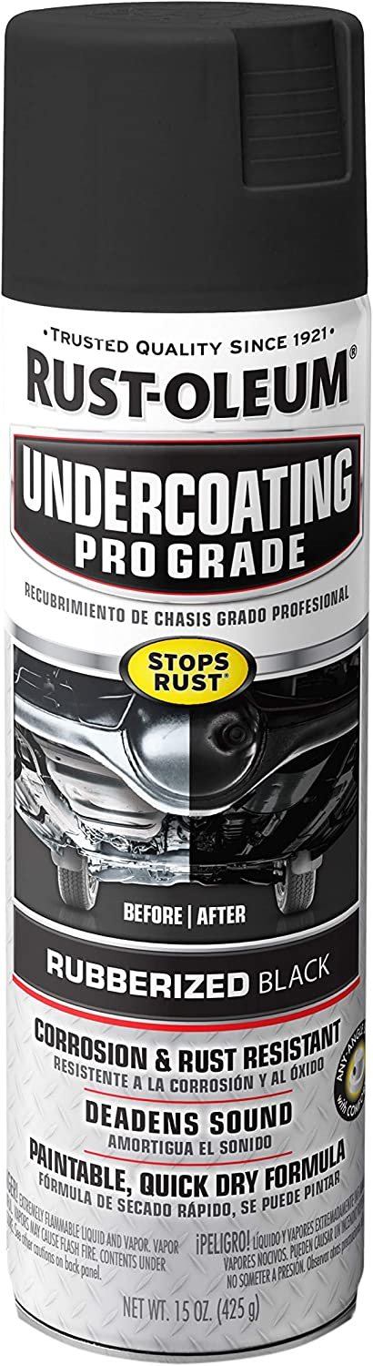 Rust-Oleum Professional Grade Rubberized Undercoating Spray