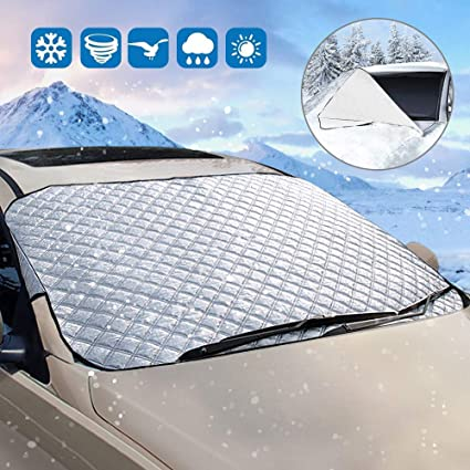 Anti-frost Windscreen Cover Snow Ice Protector Windshield for Mercedes V Class