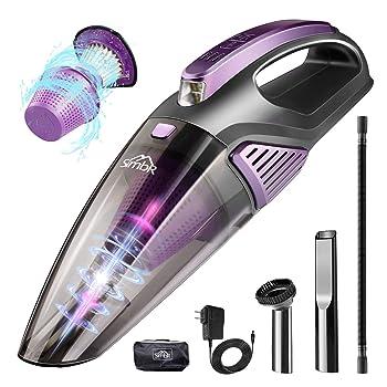 SIMBR Portable Handheld Cordless Vacuum Cleaner