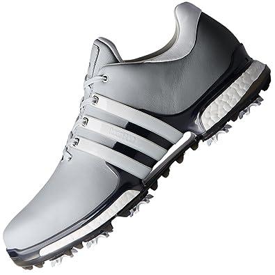 best website fe578 d8f6b adidas Herren Tour 360 Boost 2.0 Golfschuhe weiß Amazon.de Schuhe   Handtaschen