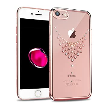 coque iphone 7 poussiere