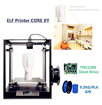 King Finger Elf Impresora 3D CoreXY Kit de prototipo de chorro de ...
