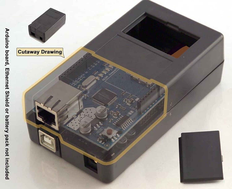 Carcasa para Arduino: Amazon.es: Electrónica