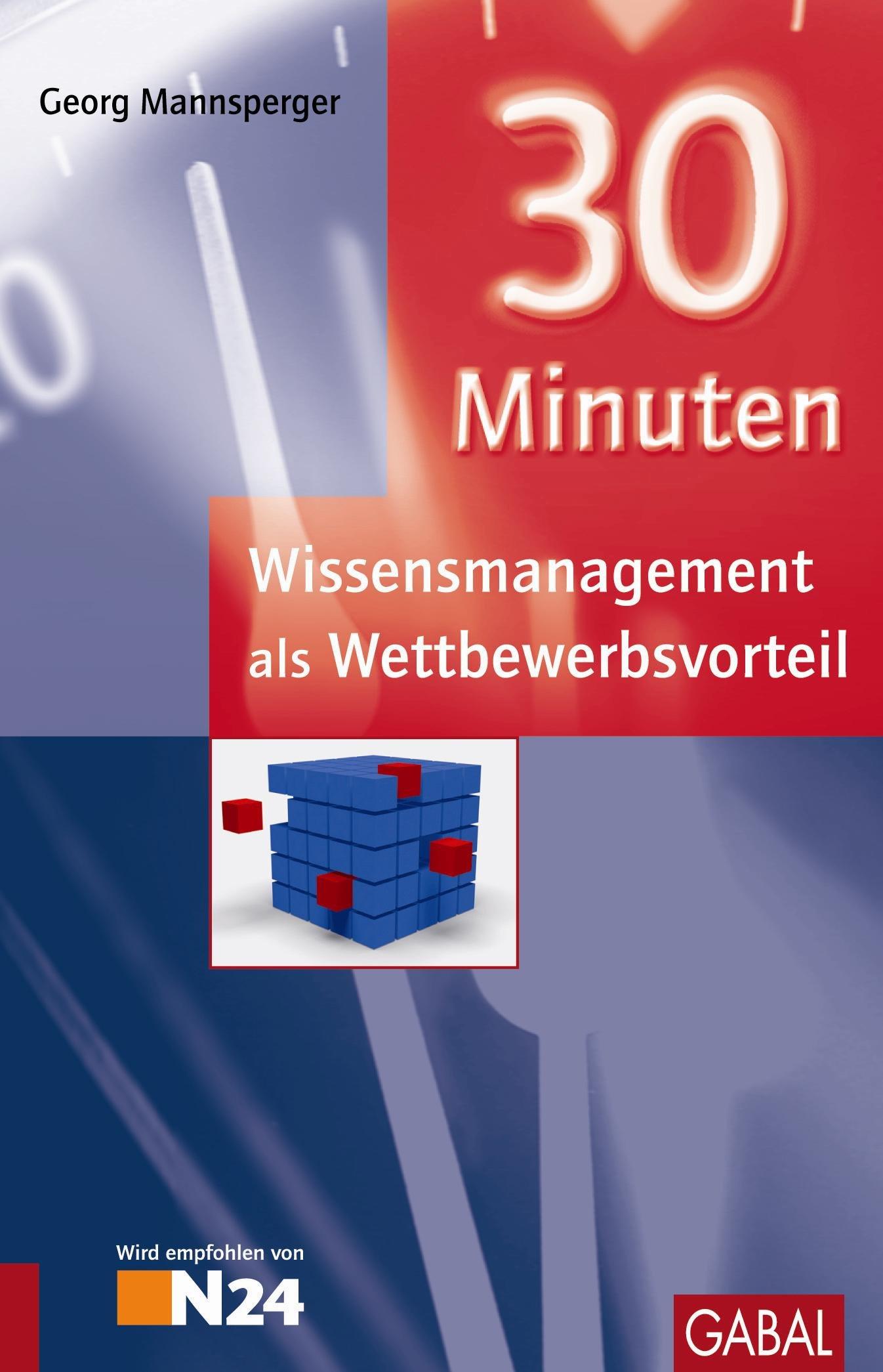 30 Minuten Wissensmanagement als Wettbewerbsvorteil