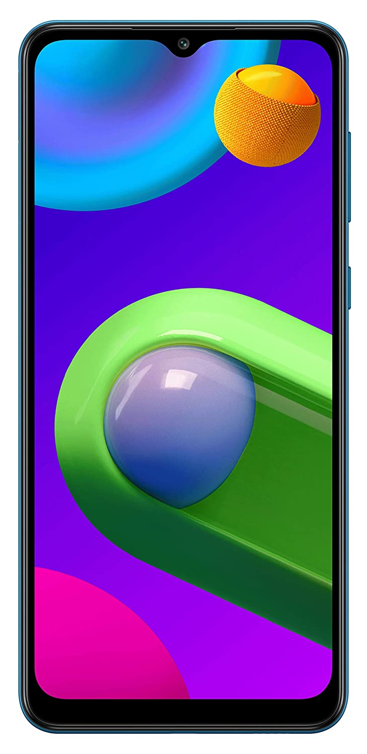 Samsung Galaxy M02 from Rs 6799 @ Amazon